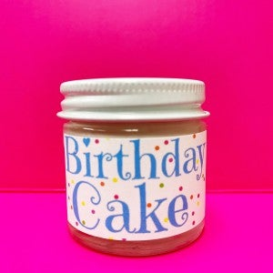 Make A Wish - Miniature 1 oz. Birthday Cake Candle