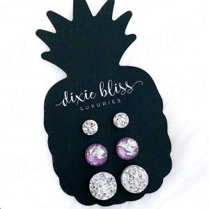 Diana - Earrings Trio