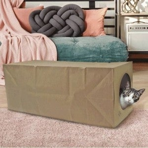 Hide and Sneak Unique Cat Toy Tunnel - The Original