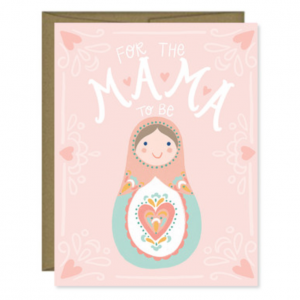 Mama-To-Be Card