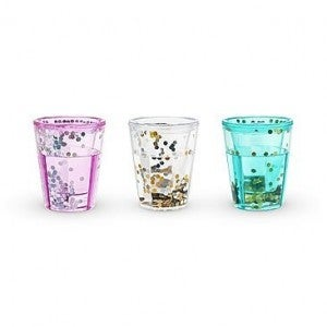 Hit Me With Your Best Shot - Shot Glass Trio