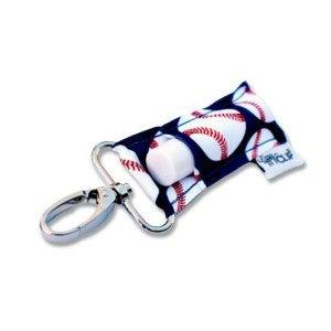 LippyClip Lip Balm Holder - Baseball