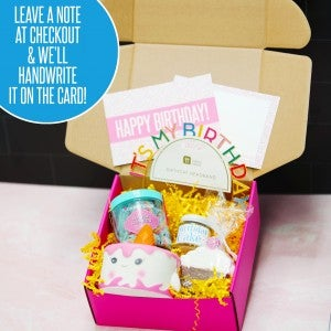 All-in-One Birthday Box!