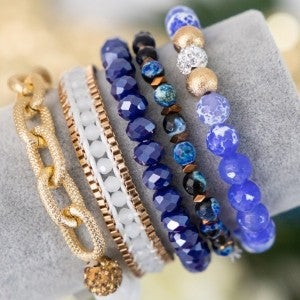 I Want You To Want Me - Bracelet Stack
