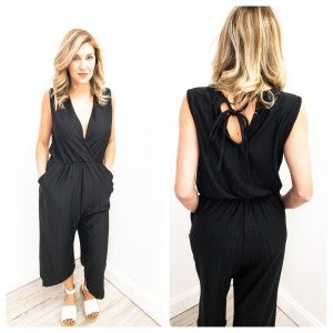 In The Office Jumpsuit