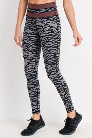 Tiger Workout Pants