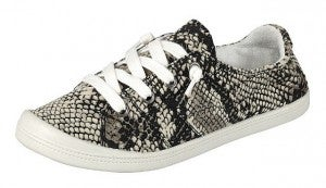Snakeskin Sneakers *FINAL SALE*