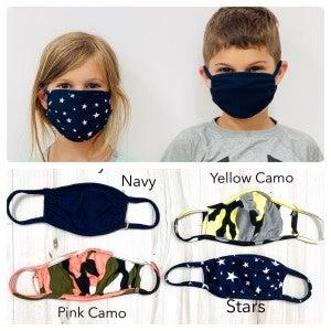 Kids Fabric Mask