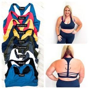 Active Wear Plus Bra