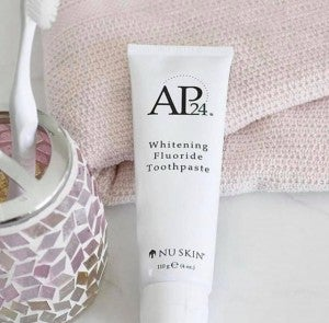 AP 24® Whitening Fluoride Toothpaste