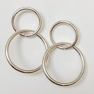 Double Circle Dangles