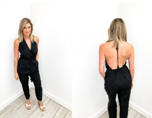 Date Night Out Jumpsuit