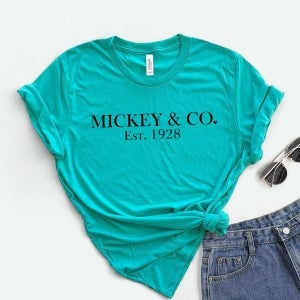Mickey and Co