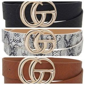 {GG Belt}