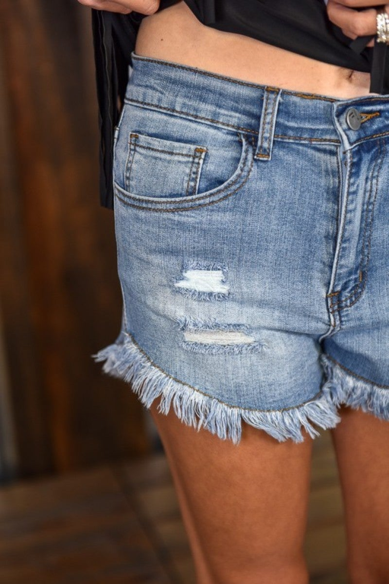 Short Worth Texas Jeans Shorts