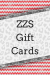 ZZS Gift Card