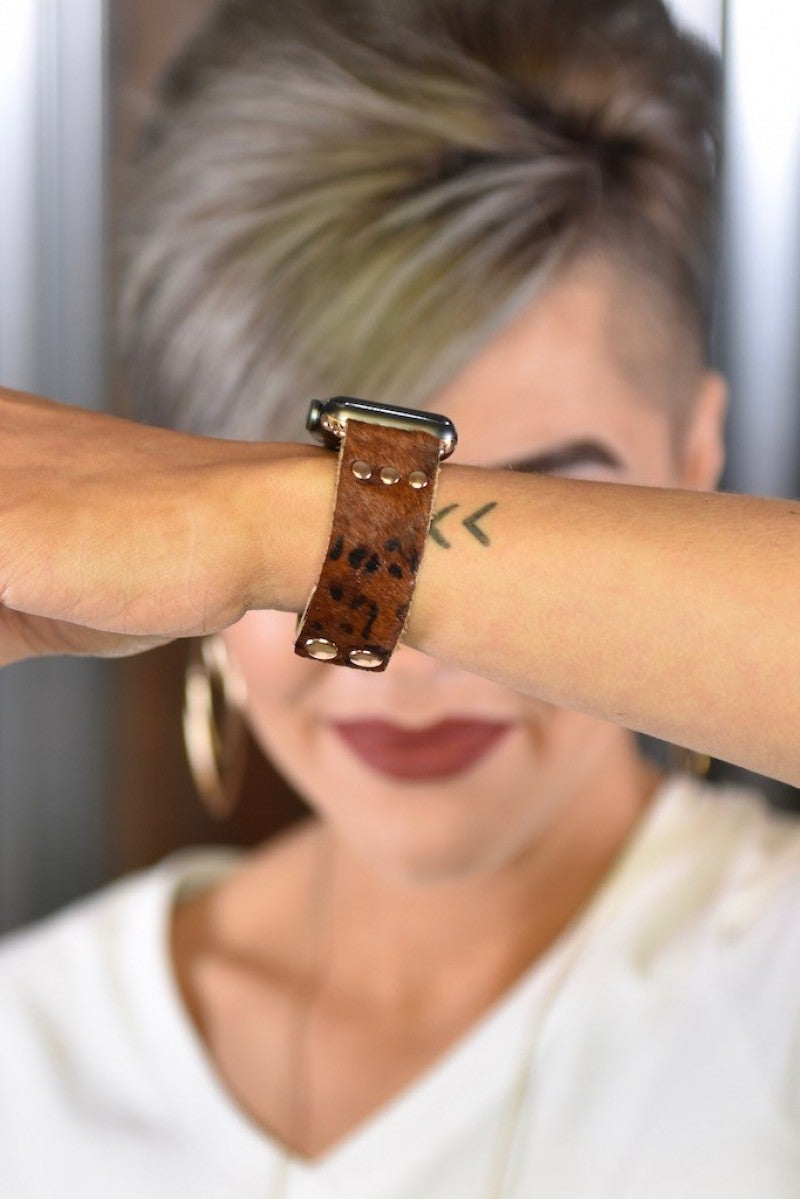 Dark Brown Wildest Dreams Watch Band