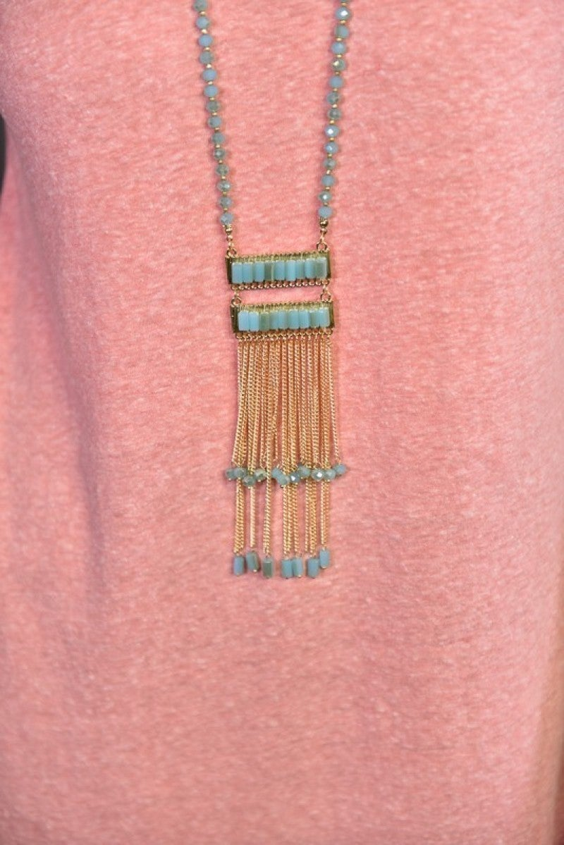 Turquoise Ava Necklace